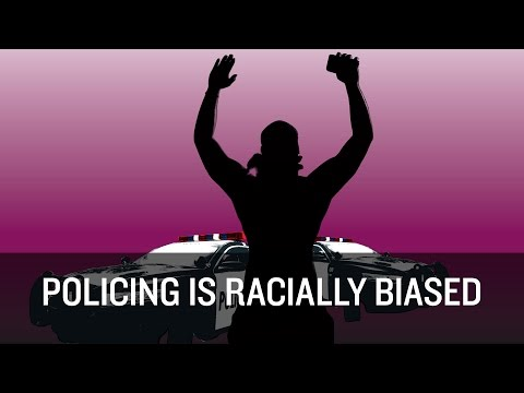 LIVE Debate: Policing Is Racially Biased