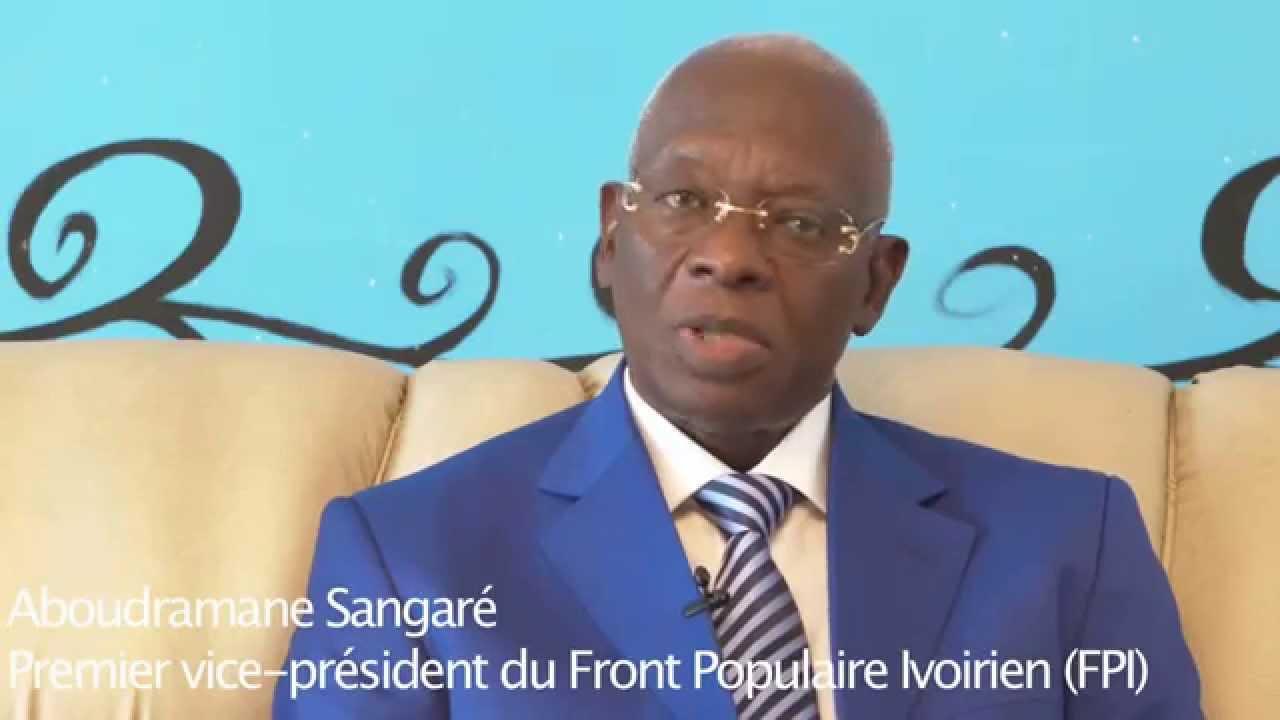 Aboudramane Sangaré sur Simone & Laurent Gbagbo, le droit à la différence