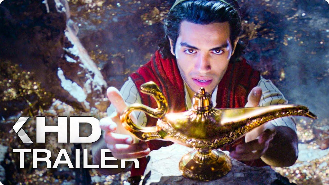 Aladdin Trailer: ALADDIN Teaser Trailer (2019)