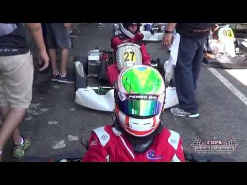 Pedro Bio -3ª etapa da Copa São Paulo Granja Viana de Kart 2019 na Rotax Max Masters