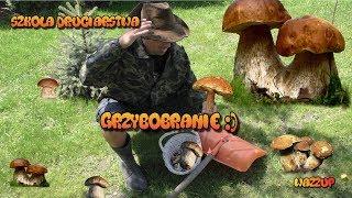Szkoła Druciarstwa Grzybobranie Wazzup :)