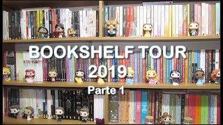 BOOKSHELF TOUR 2019 (Parte 01)   Tour pela Minha Estante