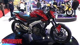 Bajaj Pulsar CS400 Sports Cruiser Concept revealed at the 2014 Auto Expo