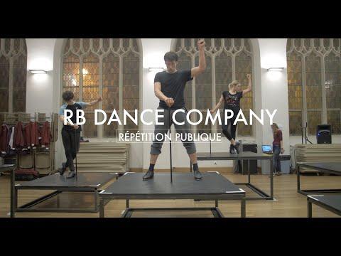 RB DANCE COMPANY - Répétition La France A Un Incroyable Talent