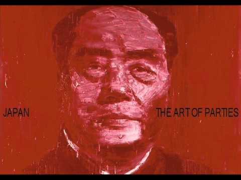 The Art Of Parties (Stereo Difference version) - Japan