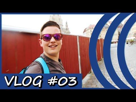 POLITIK und SHOPPING in DRESDEN?! :D | VLOG #03 | PatrickVloggt