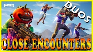 """*DUOS* CLOSE ENCOUNTERS LTM in FORTNITE - """"POWER CHORD"""" SKIN IS BACK! // Playing With SUBSCRIBERS"""