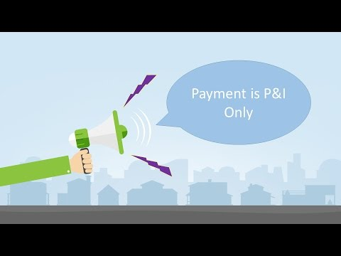 What is Included in a Total Monthly Mortgage Payment