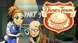 The DinerTown Detective Agency Walkthrough/ Let