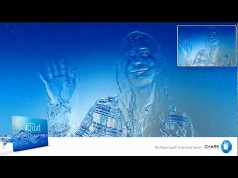 Creating Liquid People!!  Interactive Brand Experience for Chase Liquid- Test Video