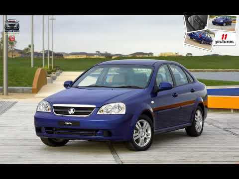 Holden Jf Viva Sedan 2005 Youtube
