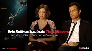 Evie Sullivan hautnah: 'The Leftovers' | Carrie Coon und Justin Theroux