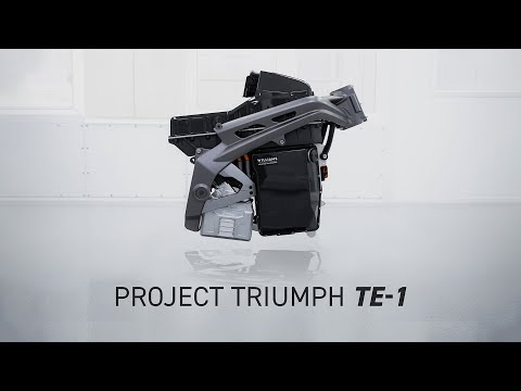 Project Triumph TE-1 | Creating UK Electric Motorcycle Capability