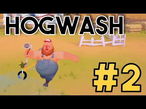 Lets Play (HogWash) Apple Arcade with The (Apple TV) Part 2