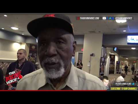 DON TURNER: ANDRE WARD is in TROUBLE! He is an ORDINARY fighter