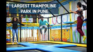 Happy Planet- LARGEST TRAMPOLINE PARK IN PUNE