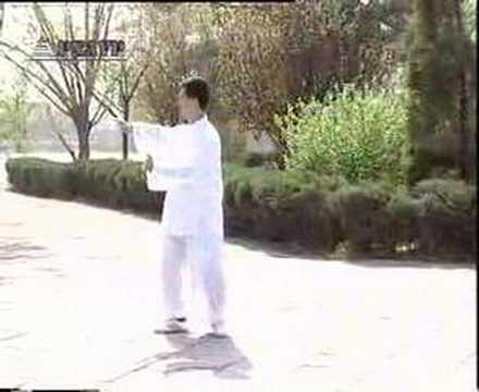 Kunlun Si Xiang Quan Demonstrated by Huang Shuanqing