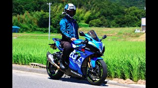 【SIKISAI】2020年夏の思い出【GSX-R1000R & YZF-R25・MotoVlog】