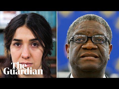 Nobel peace prize 2018 winners: who are Denis Mukwege and Nadia Murad?