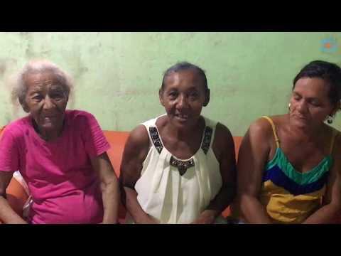 ENTREGA DE ALIMENTOS NO BAIRRO DO BURACÃO EM ITAMBÉ