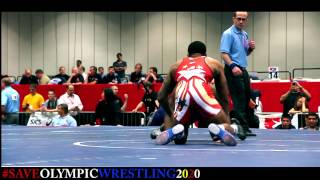 Jordan Burroughs #SaveOlympicWrestling2020 The J-Train: On Schedule