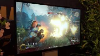Shadow Warrior 2 - GC: Offscreen gameplay