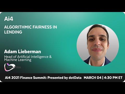 Algorithmic Fairness in Lending