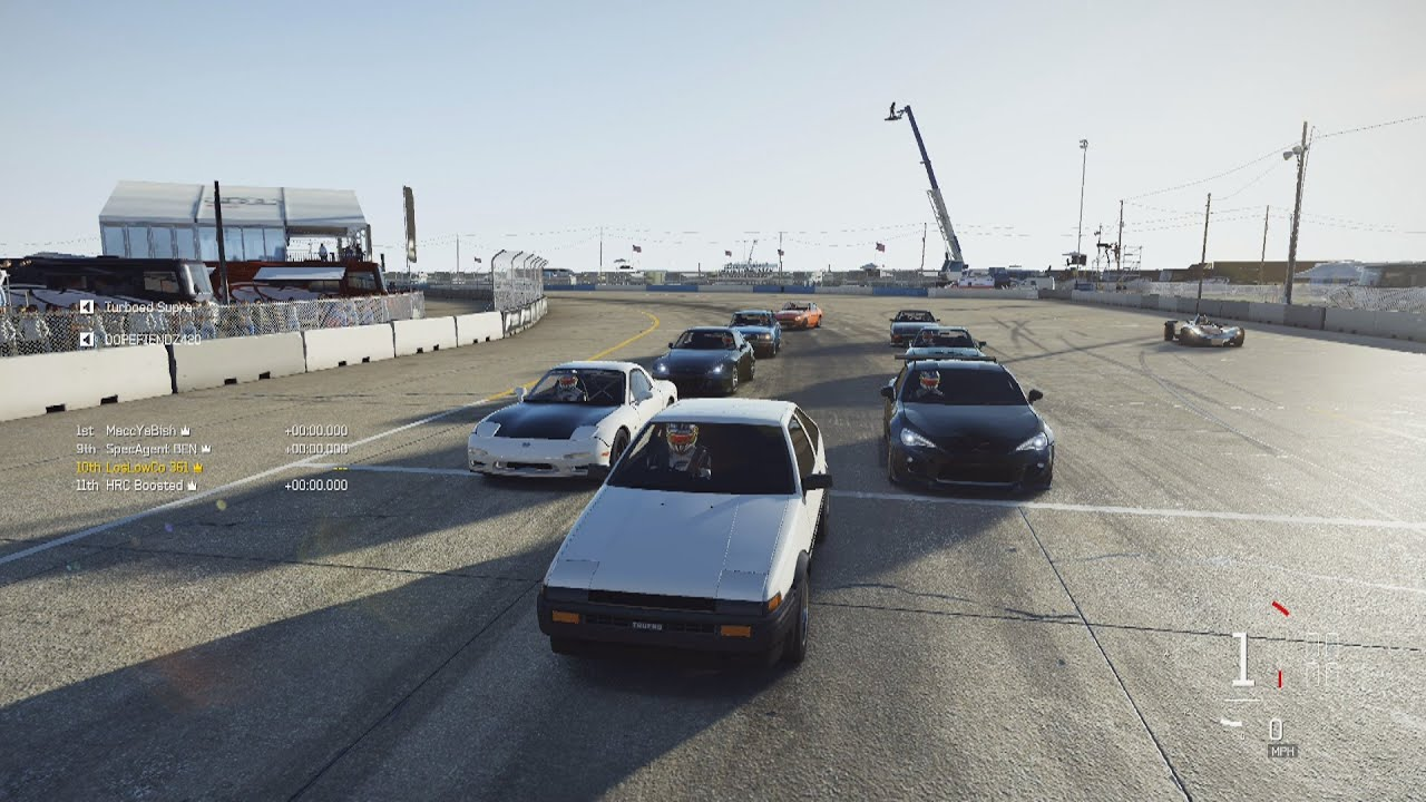 Forza Motorsport 6 Import Face Off Ls1 Rx7 Rb26 Ae86 Supra 240Z More Drag Racing