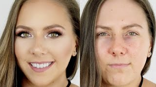 Berry Smokey Eye + Bronzed Glowing Skin | STEPHANIE LANGE