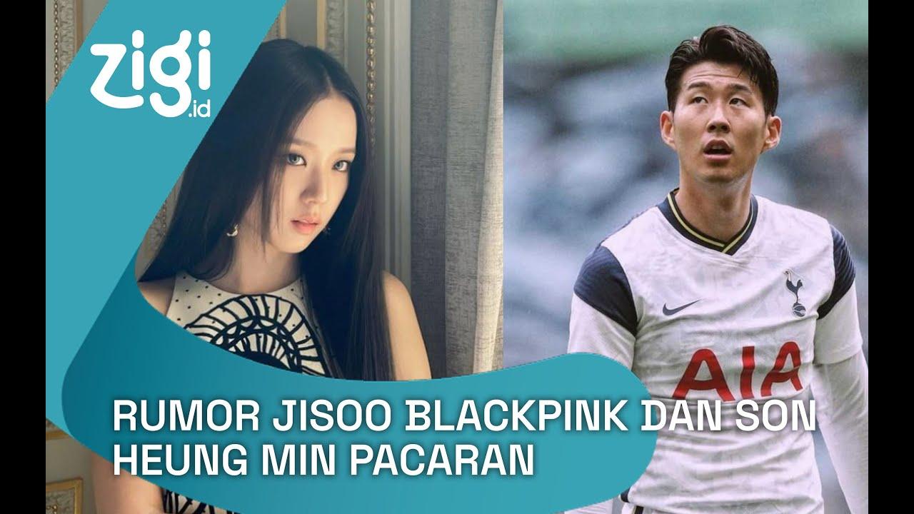 Rumor Jisoo Blackpink dan Son Heung Min Pacaran | Zigi