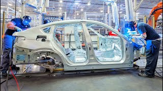BMW Spartanburg Welding Body Shop thumbnail