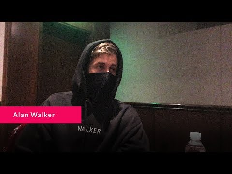 Interview with Alan Walker