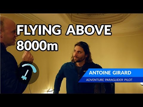 Antoine Girard Interview - Flying above 8000m - BANDARRA