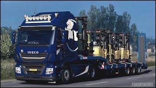 "[""Euro Truck Simulator 2"", ""ETS 2"", ""ETS2"", ""ETS2 Cars"", ""ETS2 mods"", ""Euro Truck Sim 2 mods"", ""euro truck simulator"", ""ETS"", ""ETS graphics mod"", ""European Truck Simulator"", ""Truck mods"", ""FoxontheBox"", ""ets2 iveco"", ""ets2 iveco hi way"", ""ets2 iveco stral"