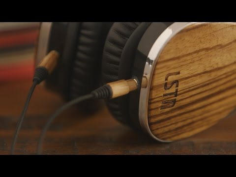 Lstn's Wooden Headphones Have A Charitable Mission - Small Empires S. 3 Ep. 1