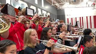 MSHS Pep Band - Grand Opening - The Hey Song - 9-7-2019
