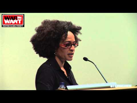 Gina Dent on Palestine, G4S and the Prison Industrial Complex