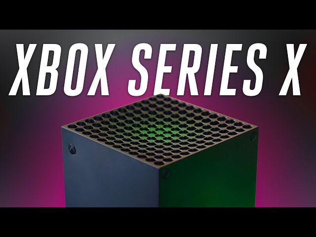 Xbox Series X Confirmed For November Launch In Japan The Verge