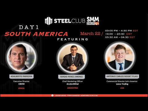 South American Iron and Steel Market Q1 2021
