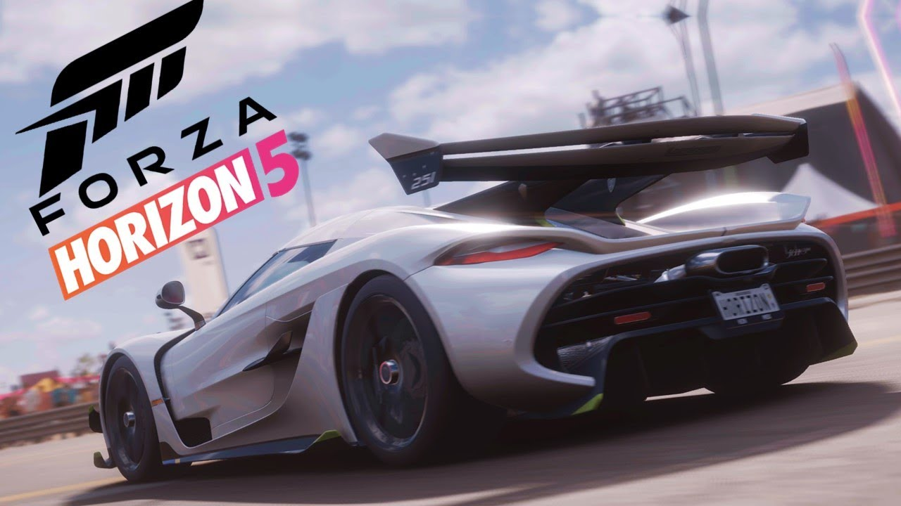 Forza Horizon 5 Gameplay   Exclusive Early Access - YouTube