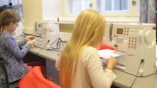 Урок в финской школе. Механизмы и изобретения