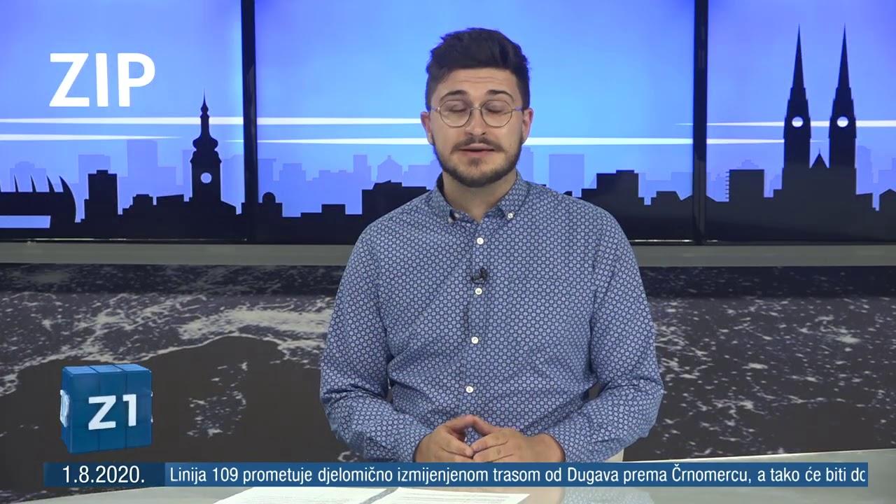 ZIP - 1.8.2020. - Z1 TELEVIZIJA