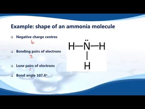 Hydrogen Peroxide Vsepr