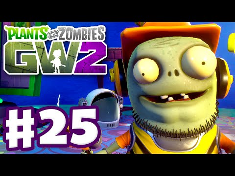 Plants Vs. Zombies: Garden Warfare 2 - Gameplay Part 25 - Pylon Imp! (PC)