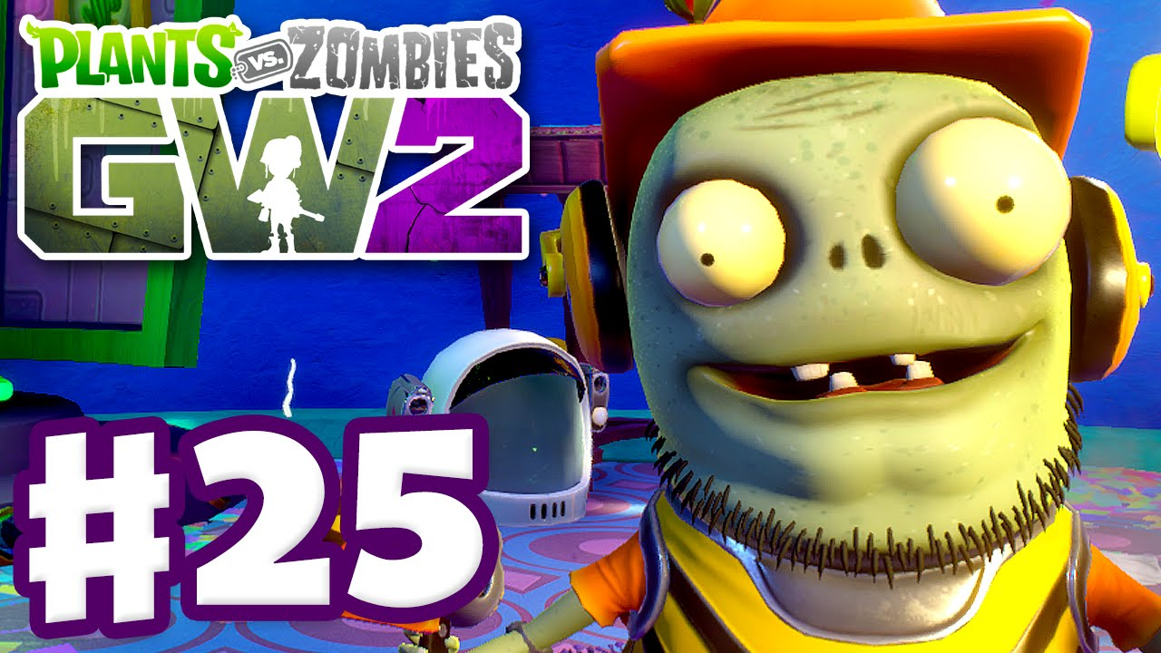 Plants Vs Zombies Garden Warfare 2 Gameplay Part 25 Pylon Imp Pc Youtube