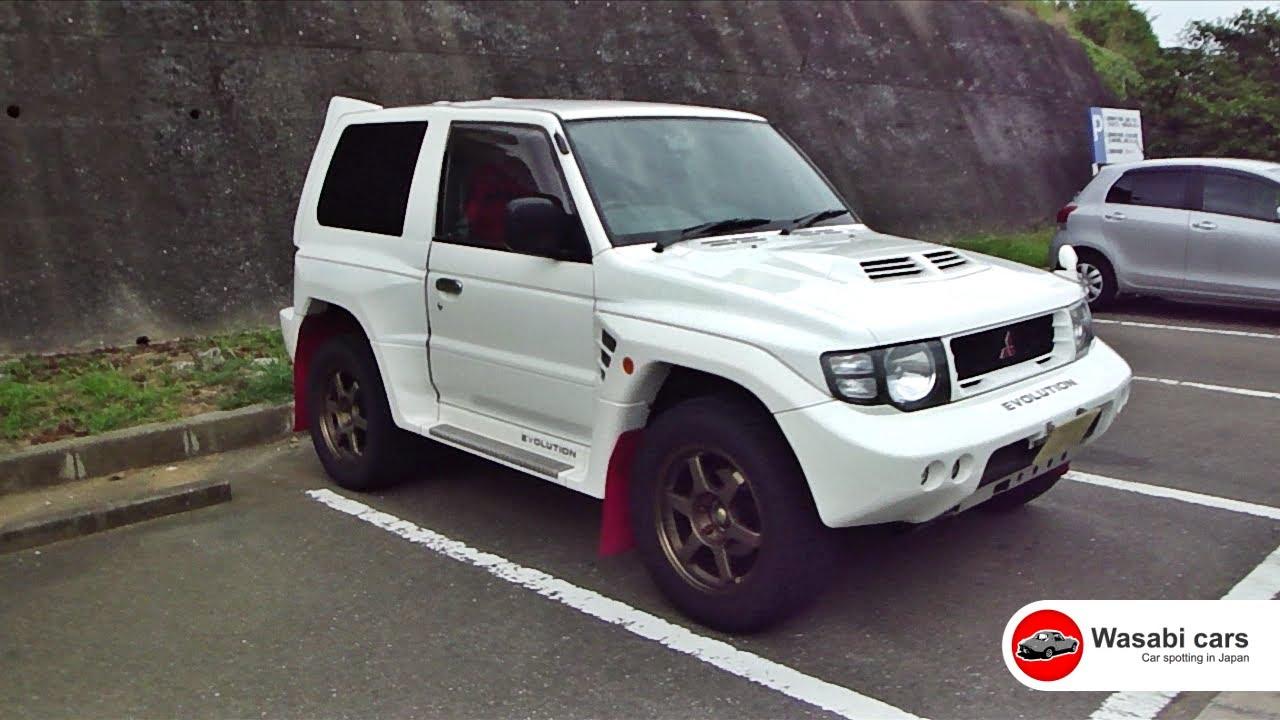 Spotted: A TUFF Mitsubishi Pajero/Montero Evolution - A ...
