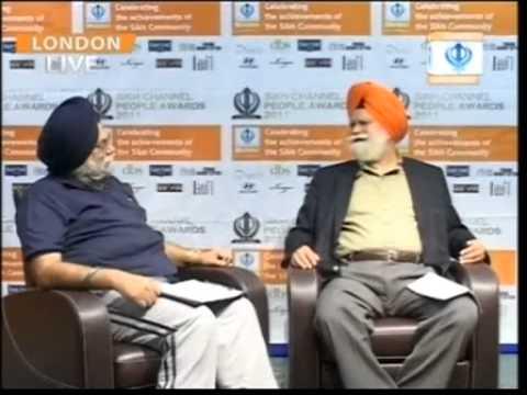 khalstan interview (sikh channal )dr gurdeep singh jagbir