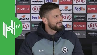 Olivier Giroud If I don39t get more minutes - I will leave Chelsea