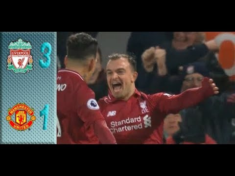 hasil-pertandingan-liga-inggris-16.12.2018-liverpool-vs-manchester-united-premier-league-highlights