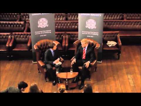 James Haskell | The Cambridge Union